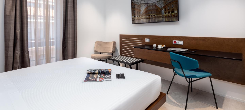 Business Room - The Corner Duomo Hotel Milano